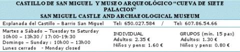 Castillo y Museo