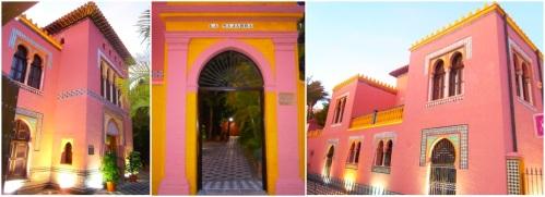 Palacete de La Najarra - Oficina de Turismo