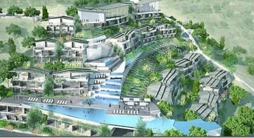 Proyecto Hotel Bahía Fenicia