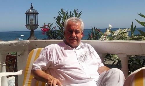 Rafaél Lamelas, director del Hotel Helios de Almuñécar y presidente de la Asociación de Hoteleros de la Costa Tropical (AHCT)
