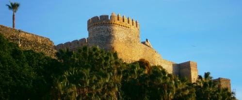 Actuación urgente en la muralla del Castillo de San Miguel