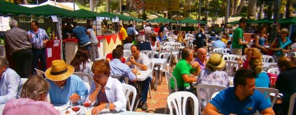 Concurso Gastronómico Y De Decoración De Casetas Para La