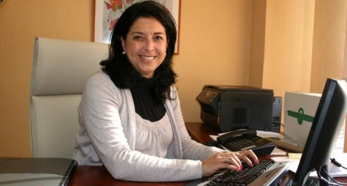 Maria del Carmen Reinoso, concejal popular de Bienestar Social