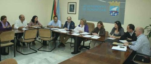 Comisión de Gobierno del Ayuntamiento de Almuñécar