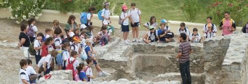 Alumnos almerienses conocieron la oferta cultural y turística de Almuñécar