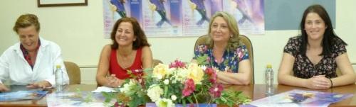 Competiciones nacionales de bailes de salón en Almuñécar