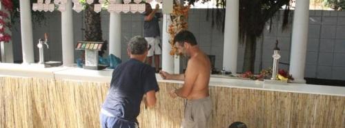 Almuñécar aprueba el pliego de condiciones para la adjudicación de casetas para las fiestas de agosto 2012