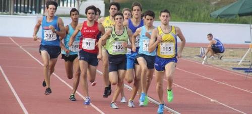 El Club de Atletismo Cueva de Nerja - UMA lideró el medallero en el Campeonato de Andalucía de Atletismo Sub 23