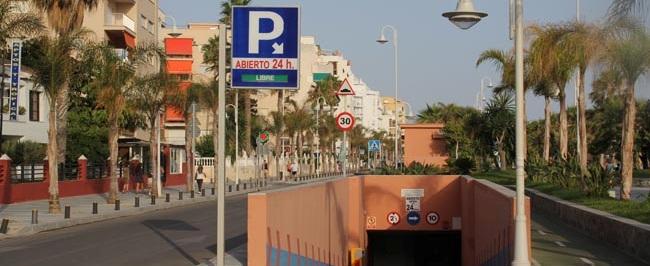 Esta semana han entrado en vigor la rebaja de los aparcamientos de Velilla y San Cristóbal