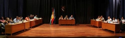 Los concejales con dedicación exclusiva cobraran lo mismo en el Ayuntamiento de Almuñécar