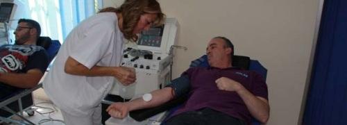 193 vecinos se acercaron a SS. Sociales a donar sangre y plasma