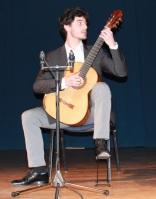 Nueve guitarristas acceden a la semifinal del XXVIII Certamen Internacional de Guitarra Clásica Andrés Segovia