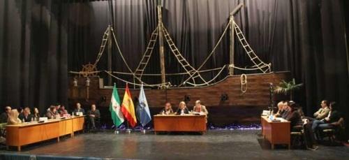 Almuñécar aprobó el reconocimiento de facturas extrajudiciales sobre los aparcamientos subterráneos de Velilla y San Cristóbal