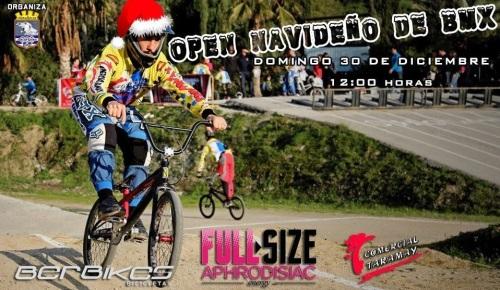 Almuñécar celebra este domingo el I Open Navideño de BMX