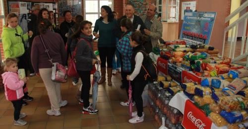 Almuñécar vive una intensa jornada solidaria con Cáritas a través de varias iniciativas