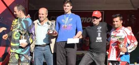 Bienvenido Hernández ganó el VII Trofeo Enduro Ciudad de Almuñécar - Memorial Raúl Linares Moya