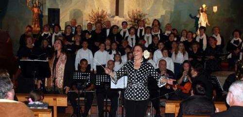 Concierto Navidad Andaluza en La Herradura