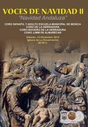 """Concierto Voces de Navidad II """"Navidad Andaluza"""""""