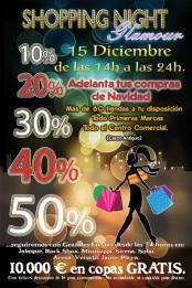 El comercio del centro urbano de Almuñécar anima este sabado las ventas navideñas con un horario especial