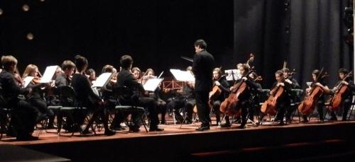 Talento y destreza en el Concierto de la Joven Orquesta de Cámara Promúsica de Málaga