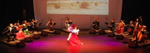La Compañía Arcos de Buenos Aires actúa el sábado en La Herradura