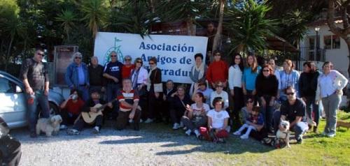 Los Amigos de La Herradura celebraron con éxito el Día de la Zorra