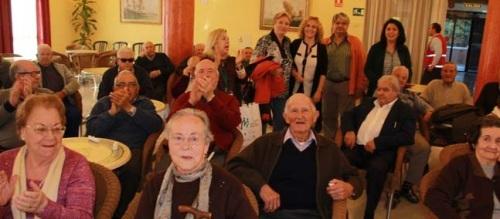 Programa Convivencia en Navidad para mayores de la provincia de Granada