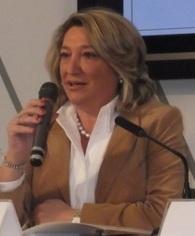 Trinidad Herrera, alcaldesa de Almuñécar