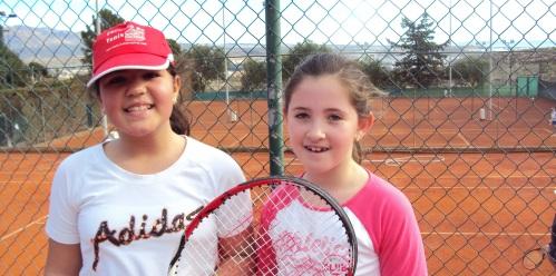 El tenis Benjamín sexitano conquista la capital almeriense