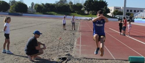 Campeonato de Andalucía Infantil y Cadete