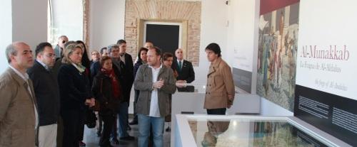 El Castillo de Almuñécar cuenta con nuevos espacios de interpretación museísticos que lo hacen más atractivo al visitante