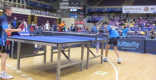 Tenis mesa tres palistas sexitanos en el torneo estatal de valladolid europatropical almu car - Torneo tenis de mesa ...