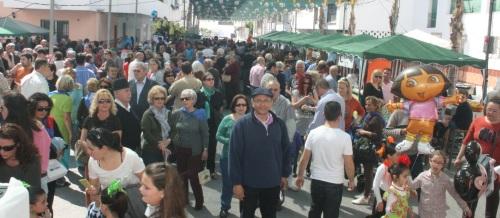 Fiestas patronales de La Herradura, San José