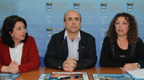 Almuñécar presenta el I Open Nacional de Tenis de Sillas de Ruedas que se celebrará la semana  próxima