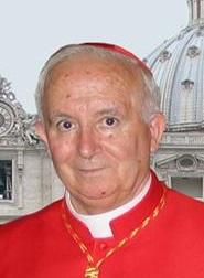 Cardenal Antonio Cañizares Llovera