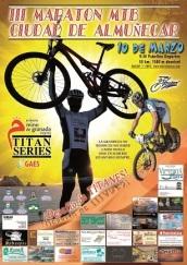 "Este domingo se celebra la III Maratón de Mountain Bike ""Ciudad de Almuñécar"""