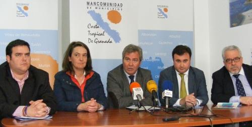 La Costa Tropical promociona sus excelencias turísticas en el Campeonato Mundial de Freestyle y Snowboard Sierra Nevada 2013