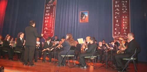 XV Memorial Francisco Muñoz Heredia de Bandas y Agrupaciones Musicales