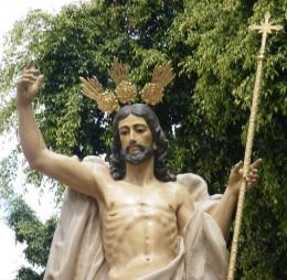Cofradía de la Gloriosa Resurrección de Nuestro Señor Jesucristo y Santa María del Triunfo, Reina de los Cielos II