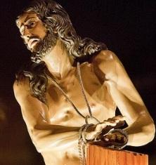 Cofradía del Santísimo Cristo Atado a la Columna (Cristo de los Gitanos).