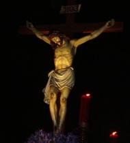 Cofradía del Santísimo Cristo de la Expiración (Silencio).