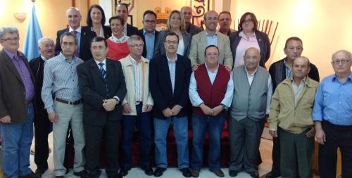 El Ayto. de Almuñécar homenajea a una decena de trabajadores jubilados