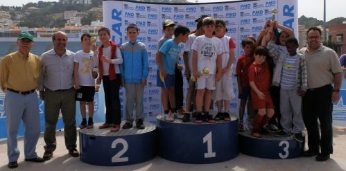 El Colegio Virgen de la Antigua destacó en la final de los Juegos Escolares