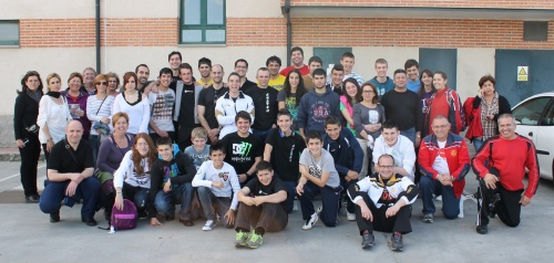 El Kenpo sexitano obtiene 14 podios en el Campeonato de España