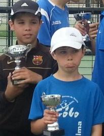 El tenista almuñequero Alejandro Domènech ganó el trofeo Primavera de Motril
