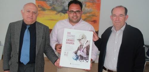 """Elegido el cartel para el """"Andrés Segovia"""" 2013"""