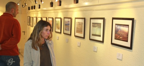 Exposición sobre las nubes y los meteoros en la Casa de la Cultura