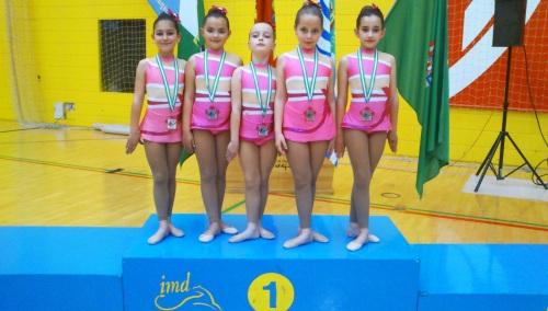 Las benjaminas de Zuzana Hanzlová campeonas de Andalucía Oriental