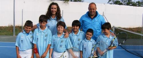 Los equipos de Alevín y Benjamín del  Club Costa Tropical de Tenis de Almuñécar  jugaran la final de Campeonato de Andalucía