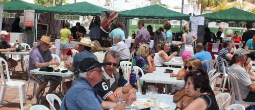 Abierto el plazo de inscripción para la XV Feria Gastronómica